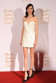 British Fashion Awards 2013 Pictures by Stunning Photos Of Enlgish Model And Presenter Alexa Chung