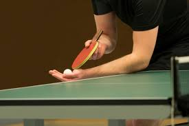 Table Tennis Keeping Your Eye On The Ball In Table Tennis Ping Pong