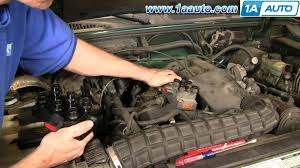 1996 ford explorer starter how to install replace ignition coil ford explorer mercury