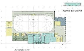 thunder ice arena trine university