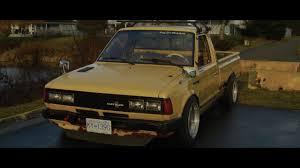 datsun nissan truck 1981 datsun 720 pickup youtube