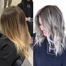 how to grow in gray hair with highlights the 25 best ash blonde ideas on pinterest ashy blonde ashy