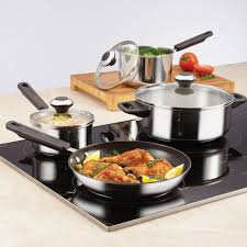 Best Pots For Induction Cooktop Cookware Best Stainless Steel Cookware For Induction Cooktop