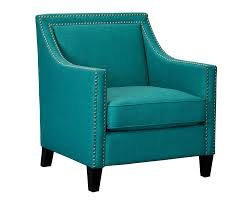 Living Spaces Chairs by Chair Finn Teal Accent Chair Living Spaces With Ottoman Teal