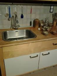 varde counter drawer hacked by kitchen sink ikea hackers ikea