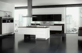weisse küche lack küchen schwarz ansicht auf küche mit weiße küchen im trend 14