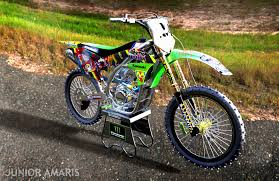 junior motocross bikes artstation kawasaki kx450