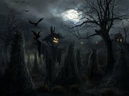 horror halloween background scary happy halloween wallpapers wallpaper cave