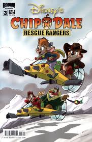chip n dale rescue rangers chip u0027n dale rescue rangers 3 worldwide rescue part 3 issue