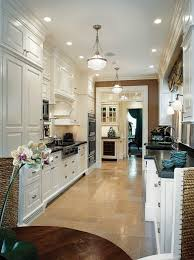 Kitchen Tall Cabinets 79 Best Galley Kitchens Images On Pinterest Galley Kitchens