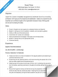 Sample Resume Hospitality Skills List by Valuable Design Bartender Resume Sample 15 10 Bartender Resume