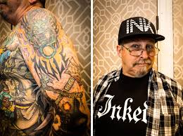 tattoo artists and enthusiasts talk about tattoo triumphs and regrets