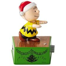 peanuts a brown christmas peanuts brown christmas party figurine with