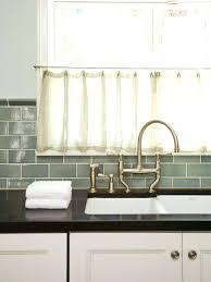 green tile backsplash kitchen green tile kitchen backsplash green glass subway tile kitchen