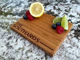 personalized cutting board personalized cutting board 6x8 single tone bamboo qualtry