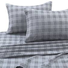 Bed Bath And Beyond Flannel Sheets Buy Plaid Flannel Sheets From Bed Bath U0026 Beyond