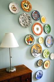 cabinet hanger wall plate hanging plates on wall fantastic extremely inspiration hanging