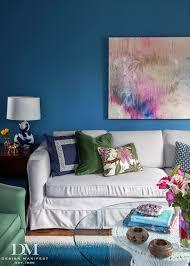 Latest Indian Sofa Designs Beautiful Dark Blue Wall Design Ideas Paint Interior Accent