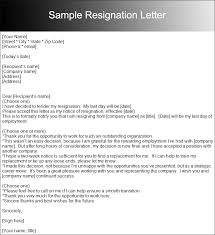 two weeks notice letter templates free pdf word documents