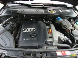 audi 1 8 l turbo 2002 audi a4 1 8t sedan 1 8l turbocharged dohc 20v 4 cylinder