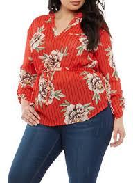 plus size blouse plus size shirts and plus size blouses rainbow