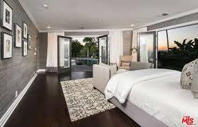 mansion bedrooms the master bedroom mila kunis los angeles mansion lonny