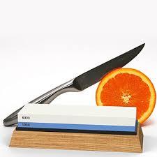 Japanese Style Kitchen Knives Whetstone Knife Sharpening Stone 2 Sided Professional Grade