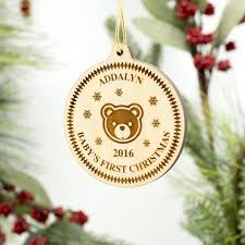 Custom Baby Ornaments 37 Best Cool Gifts Images On Pinterest Laser Cutting Birches