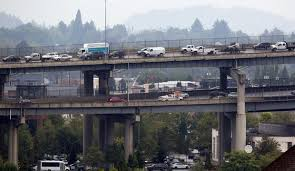 portland traffic the day before thanksgiving to be worse than