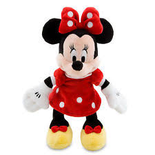 minnie mouse dolls ebay