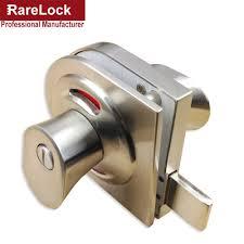 Bathroom Door Handles Online Get Cheap Toilet Door Locks Aliexpress Com Alibaba Group