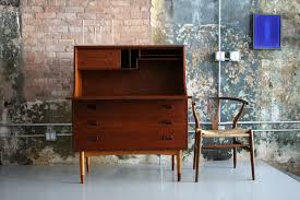 vintage secretary desk with hutch u2014 all home ideas and decor
