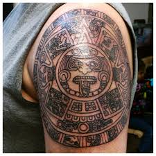aztec tattoos and designs page 50