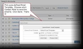 fibrecrm sugarcrm mass email module quick2email