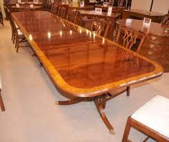 Antique Dining Sets Victorian Mahogany Walnut Regency - Regency dining room