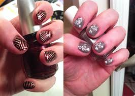 how to nail stamping daily somethingdaily something