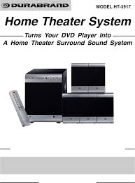 simple home theater system durabrand home theater system ecormin com