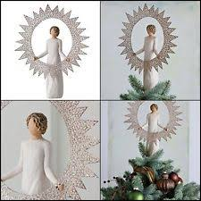 willow tree topper willow tree 27277 starlight angel tree topper 12inch height ebay