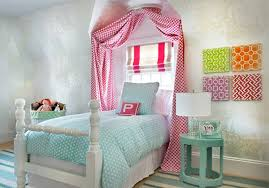 20 cheerful and colorful canopy beds for girls home design and
