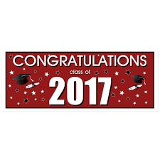 congratulations graduation banner congratulations class of 2017 graduation banner maroon paper blast