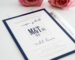 navy blue wedding invitations modern navy blue wedding invitations ordinary navy blue wedding