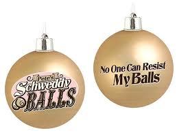 saturday live schweddy balls ornaments l7 world