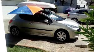 peugeot 207 2017 mini auto caravana peugeot 207 by giorgio 2017 youtube