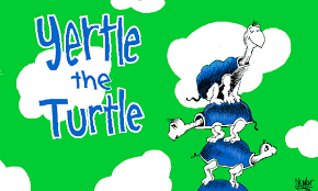 yertle the turtle clipart 55