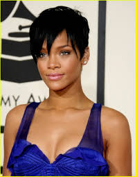 quick short natural black hairstyles with bangs for long faces and