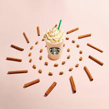 Pumpkin Frappuccino Starbucks Caffeine by How Long Is Starbucks U0027 New Horchata Almondmilk Frappuccino