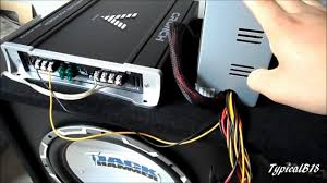 home theater subwoofer amplifier part 1 how to set up psu car amp subwoofer in home re do