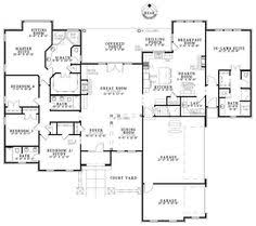 house plans with inlaw suites home plans with separate guest house house plan