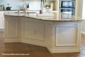 Adding Trim To Kitchen Cabinets Adding Molding To Kitchen Cabinets U Design Blog