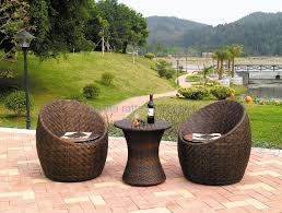 sell swivel garden chair coffe table outdoor furnitureld2136